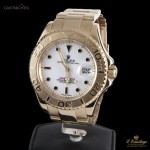 Rolex YACTH MASTER  MEN SIZE YELOW GOLD