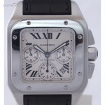 Cartier Santos 100 X-Large Chronograph