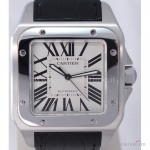 Cartier Santos W20073X8 100 XL Automatic NEW