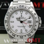 Rolex EXPLORER II 16570 WHITE FULL SET SERIE P