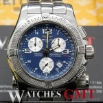 Breitling EMERGENCY MISSION STEEL