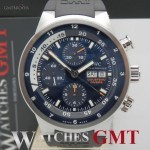 IWC AQUATIMER CHRONO TRIBUTE TO CALYPSO FULL SET