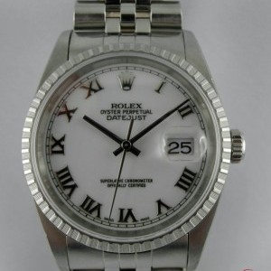 Rolex DATEJUST  JUBILE 16220 78895
