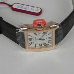 Cartier TANK ANGLAISE ROSE GOLD AUTOMATIC W5310005 73501