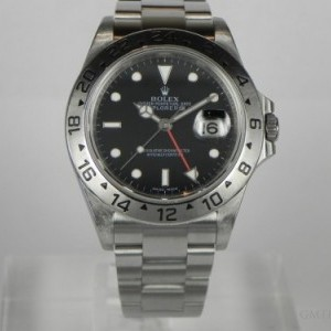 Rolex EXPLORER II SERIAL M RRR BP 16570 78553