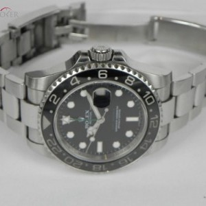 Rolex GMT MASTER II CERAMIC SERIAL M BP 116710LN 78547