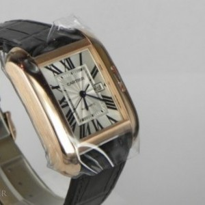 Cartier TANK ANGLAISE ROSE GOLD AUTOMATIC W5310005 73497