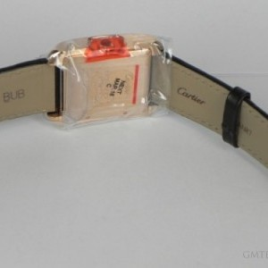 Cartier TANK ANGLAISE ROSE GOLD AUTOMATIC W5310005 73521