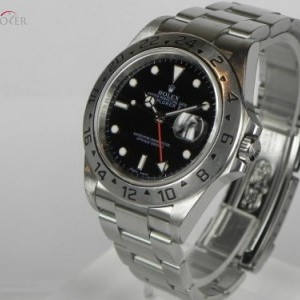 Rolex EXPLORER II SERIAL M RRR BP 16570 78557