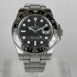 Rolex GMT MASTER II CERAMIC SERIAL M BP 116710LN 78615