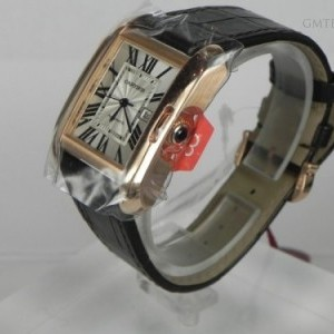 Cartier TANK ANGLAISE ROSE GOLD AUTOMATIC W5310005 73517