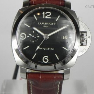 Panerai LUMINOR GMT 3 DAYS PAM320 PAM00320 78371