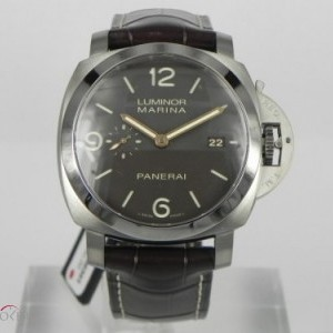 Panerai LUMINOR MARINA 1950 3 DAYS TITAN PAM351 PAM00351 78311