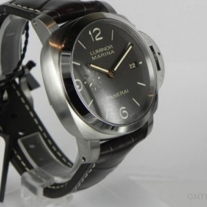 Panerai LUMINOR MARINA 1950 3 DAYS TITAN PAM351 PAM00351 78313