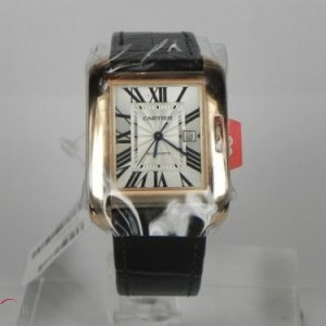 Cartier TANK ANGLAISE ROSE GOLD AUTOMATIC W5310005 73513