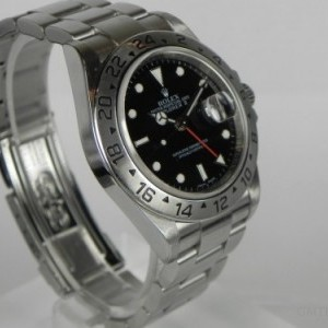 Rolex EXPLORER II SERIAL M RRR BP 16570 78555