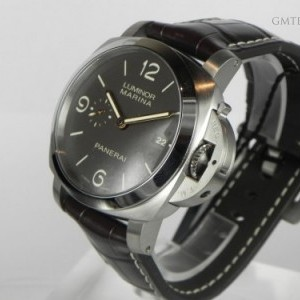 Panerai LUMINOR MARINA 1950 3 DAYS TITAN PAM351 PAM00351 78315