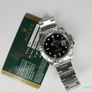 Rolex EXPLORER II SERIAL M RRR BP 16570 78563