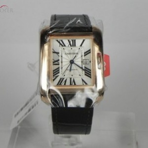 Cartier TANK ANGLAISE ROSE GOLD AUTOMATIC W5310005 73495