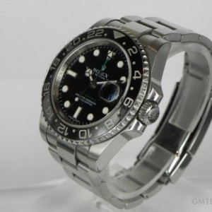 Rolex GMT MASTER II CERAMIC SERIAL M BP 116710LN 78619