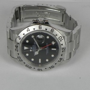 Rolex EXPLORER II SERIAL M RRR BP 16570 78559