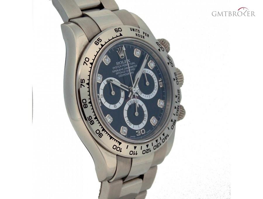 nuova collezione 4bf5e 26359 Rolex Daytona Oro Bianco Diamanti 116509, Photo 3 on Gmtbroker