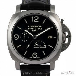 Panerai Luminor GMT 3 Days Pam 00321 nessuna 72411