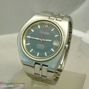 Omega Constellation Electronic