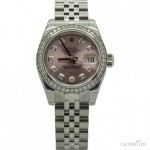 Rolex Datejust Ref.179384 Pink Dial Full set