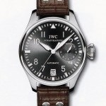 IWC Big Pilots Watch White Gold