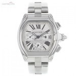 Cartier Roadster Chronograph XL W62019X6  Stainless Steel