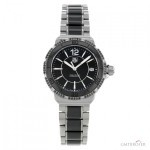 TAG Heuer Formula One WAH121ABA0859 Steel  Ceramic Quartz La