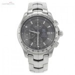 TAG Heuer Link CHF2115 Stainless Steel Automatic Mens Watch