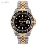 Rolex GMT Master II 18k 750 Yellow Gold  Stainless Steel
