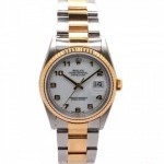 Rolex Oyster Perpetual Datejust Men8217s Watch