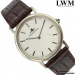Anonimo JAEGER LECOULTRE  Ultra-Thin white gold 18KT silve