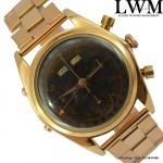 Rolex Dato Compax 4767 Jean-Claude Killy pink gold 18KT