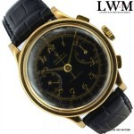 Patek Philippe Chronograph 3319 Antimagnetic yellow gold very rar