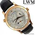 Jaeger-LeCoultre Master Control Geographic 142292 pink gold 18KT