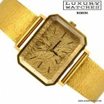 Omega DE VILLE 5110379 BY ANDREW GRIMA   YELLOW GOLD FUL
