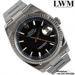Rolex Datejust 116234 black dial Full Set 2005