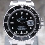 Rolex Date classic black full set