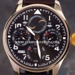 IWC Perpetual Calendar rose gold St Exupery Edition fu