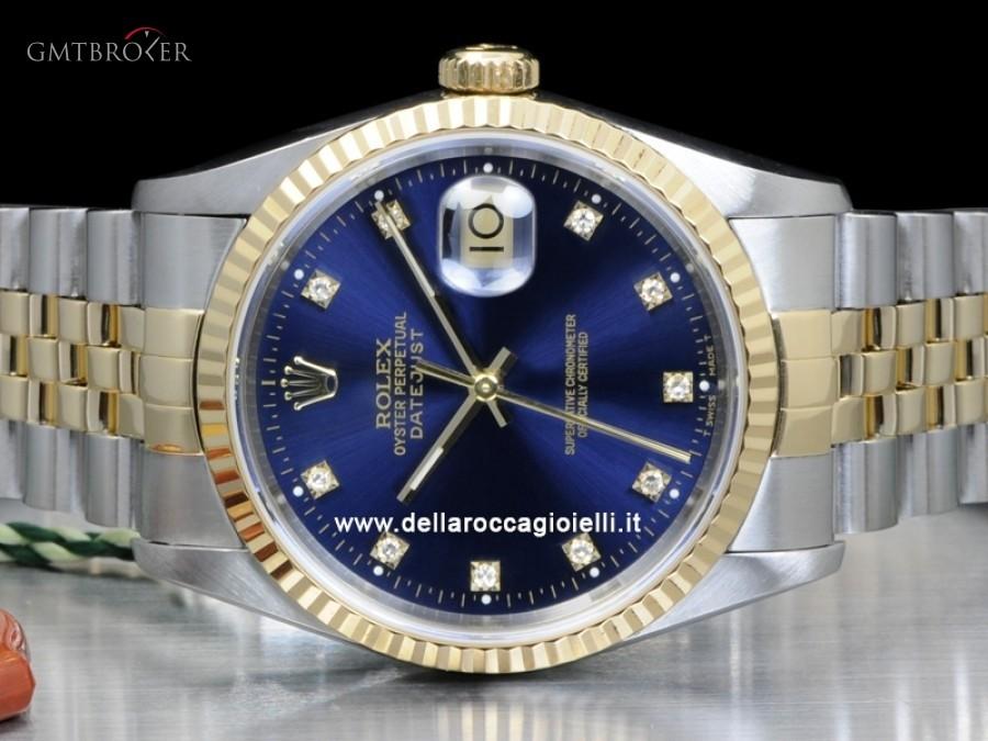 Rolex Submariner Date Watch: 904L steel