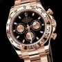 Rolex DAYTONA 116505 ROSE GOLD BLACK DIAL