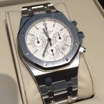 Audemars Piguet Royal oak Chronograph Kasparov