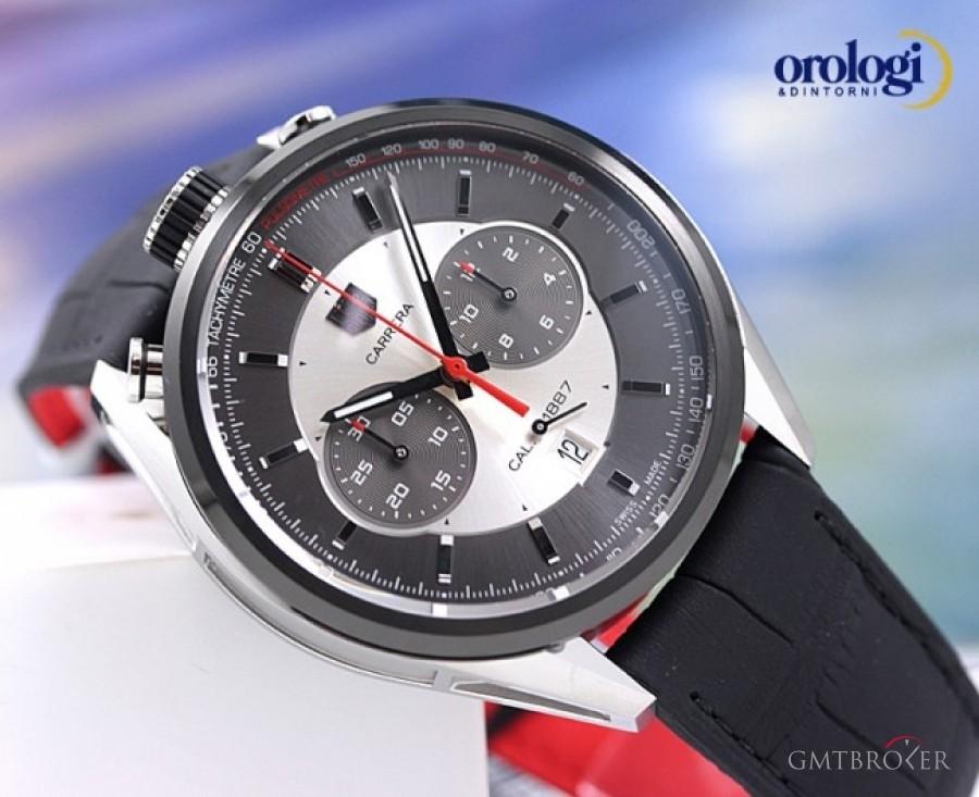 TAG Heuer Carrera - Спортивные часы и часы для автоспорта
