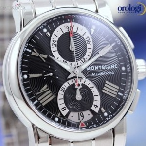 c309be832af Montblanc Star 4810 Chronograph Automatic ref 102376, Photo 4 on ...